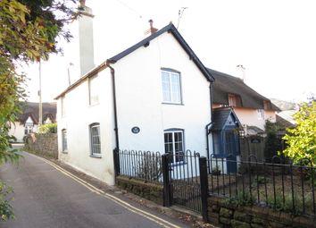 Thumbnail 1 bed semi-detached house for sale in Doverhay, Porlock, Minehead