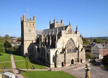Thumbnail 1 bed flat for sale in 23 Cathedral Yard, Exeter, Devon