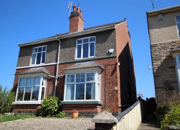 Thumbnail Semi-detached house for sale in High Bank Road, Burton-On-Trent