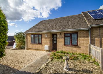 Thumbnail 2 bed terraced bungalow for sale in Weavers Close, Witney