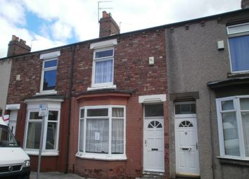 Thumbnail 2 bedroom terraced house to rent in Harewood Street, Middlesbrough