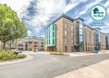 Thumbnail 3 bed flat for sale in Union Park, Packet Boat Lane, Uxbridge, Middlesex