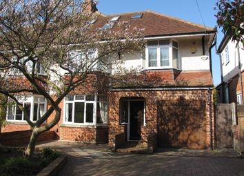Thumbnail 4 bed semi-detached house for sale in Carmarthen Avenue, Drayton, Portsmouth