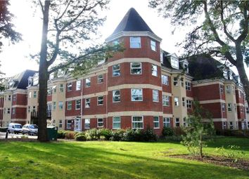 Thumbnail 1 bed flat to rent in Elmhurst Court, Heathcote Road, Camberley, Surrey