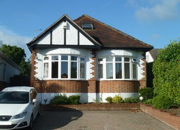Thumbnail 3 bed detached bungalow for sale in Glamis Avenue, Northbourne, Bournemouth