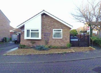 Thumbnail 2 bed detached bungalow for sale in Montagu Drive, Eaglestone, Milton Keynes