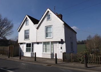 Thumbnail 3 bed semi-detached house for sale in Hope Villas, Highgate Hill, Hawkhurst, Cranbrook