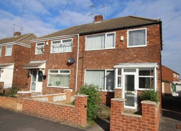 Thumbnail 3 bedroom semi-detached house for sale in Finkle Street, Stainforth, Doncaster, South Yorkshire