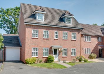 Thumbnail 5 bed detached house for sale in Samsara Road, The Oakalls, Bromsgrove