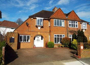 Thumbnail 4 bed semi-detached house for sale in New Malden, Surrey, England