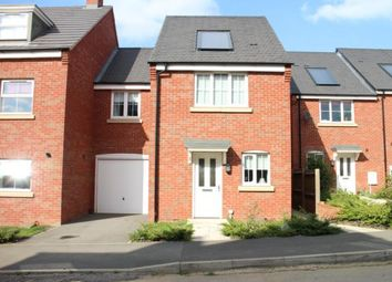 Thumbnail 3 bedroom end terrace house to rent in Tyne Way, Rushden