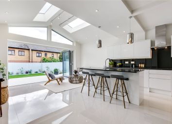 Thumbnail 4 bed end terrace house for sale in Dalgarno Gardens, London