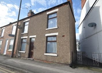 Thumbnail 2 bed semi-detached house to rent in Main Street, Stretton, Burton-On-Trent