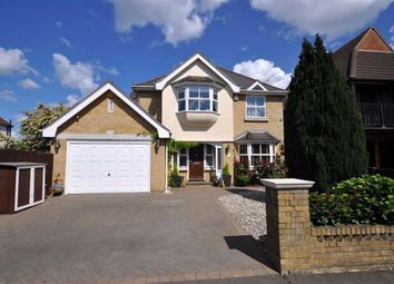 Thumbnail 4 bed detached house to rent in Burnham Road, Leigh-On-Sea, Essex