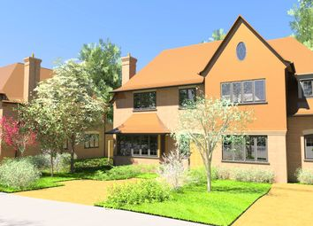 Thumbnail 4 bed semi-detached house for sale in Upper Rose Hill, Dorking, Surrey