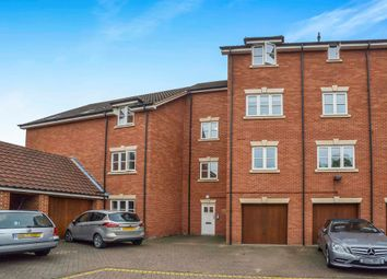 Thumbnail 2 bed flat for sale in Woodall Close, Middleton, Milton Keynes
