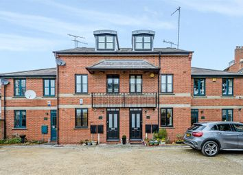 Thumbnail 4 bed town house for sale in Portland Place West, Leamington Spa, Warwickshire