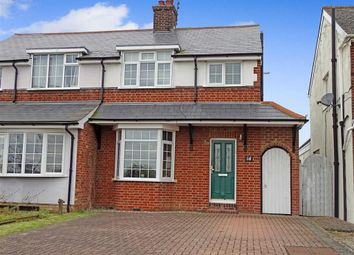 Thumbnail 3 bed semi-detached house for sale in Molrams Lane, Chelmsford, Essex