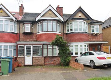 Thumbnail 3 bed terraced house to rent in Malvern Avenue, Harrow, Middlesex