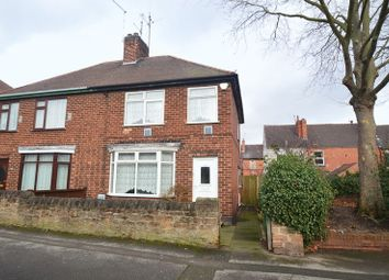 Thumbnail 4 bed semi-detached house for sale in Ravensworth Road, Bulwell, Nottingham