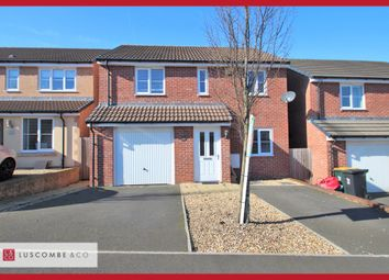 Thumbnail 3 bedroom detached house to rent in Bailey Crescent, Langstone, Newport