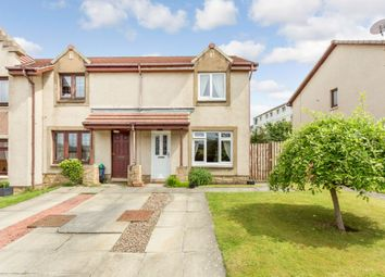 Thumbnail 2 bedroom end terrace house for sale in 46 Alcorn Square, Clovenstone, Edinburgh