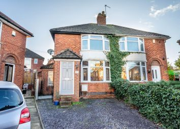 Thumbnail 2 bed semi-detached house for sale in Cycle Street, Hull Road, York