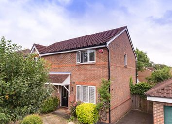 Thumbnail 3 bedroom semi-detached house for sale in Homecroft Gardens, Loughton