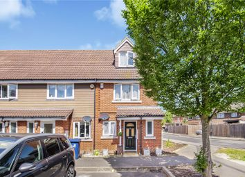Thumbnail 3 bed end terrace house for sale in Poppy Close, Northolt, Middlesex