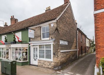 Thumbnail 4 bedroom end terrace house for sale in Long Melford, Sudbury, Suffolk