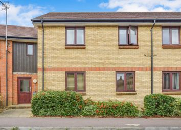 Thumbnail 2 bed flat for sale in Inverewe Place, Westcroft, Milton Keynes
