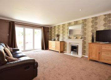 Thumbnail 5 bed detached house for sale in Covert Mead, Ashington, West Sussex