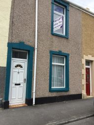 Thumbnail 4 bed terraced house to rent in Western Street, Sandfields, Swansea