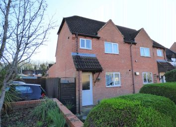 Thumbnail 3 bed end terrace house for sale in Deerhurst Place, Quedgeley, Gloucester