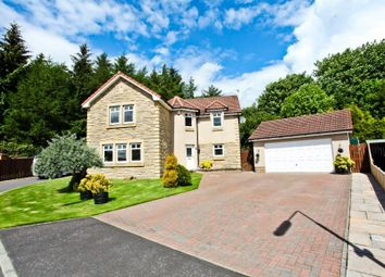 Thumbnail 5 bed detached house for sale in Beechwood Place, Glenrothes