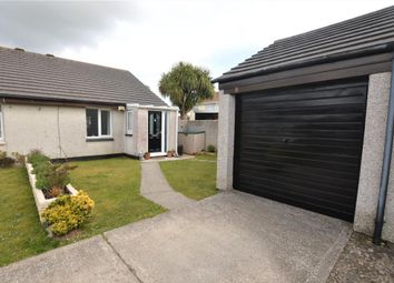 Thumbnail Semi-detached bungalow for sale in Chytroose Close, Helston, Cornwall