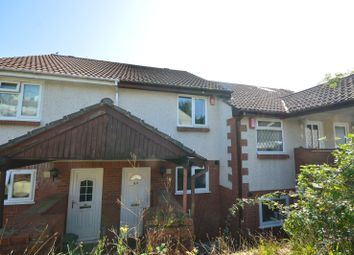 Thumbnail 2 bed terraced house for sale in Coombe Way, Plymouth, Devon
