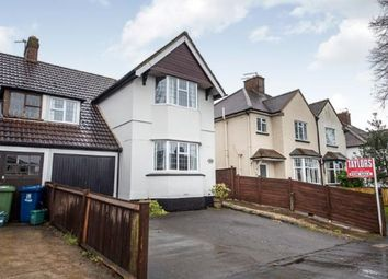 Thumbnail 4 bedroom semi-detached house for sale in Iffley Road, Oxford, Oxfordshire