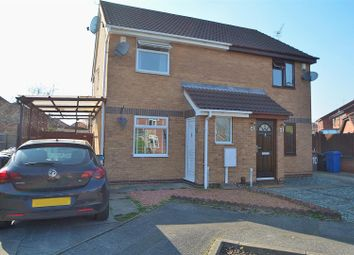 Thumbnail 2 bed semi-detached house for sale in Darwin Road, Long Eaton, Nottingham
