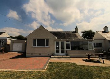 Thumbnail 3 bed detached bungalow for sale in Station Road, Dyffryn Ardudwy