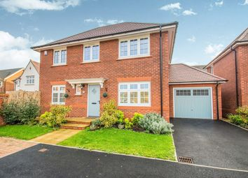 Thumbnail 3 bedroom detached house for sale in Abberley Hall Road, Newport, Newport