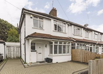 Thumbnail 3 bed terraced house for sale in Palmerston Road, Twickenham