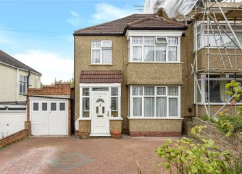 Thumbnail 3 bedroom semi-detached house for sale in Woodcroft Avenue, Stanmore, Middlesex