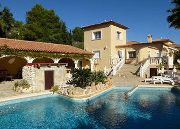 Thumbnail 6 bed villa for sale in Moraira Valencia, Moraira, Valencia