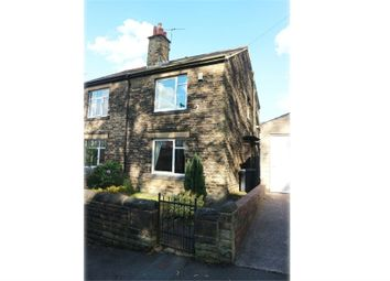 Thumbnail 3 bed semi-detached house for sale in Booth Street, Cleckheaton, West Yorkshire