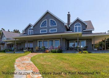 Thumbnail 5 bed property for sale in Port Maitland, Nova Scotia, Canada