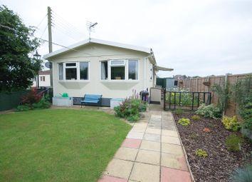 Thumbnail 2 bed mobile/park home for sale in Greenmeadows Park, Bamfurlong, Cheltenham