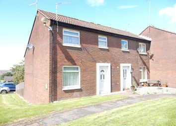 Thumbnail 3 bed end terrace house for sale in 14 Bowness Court, Workington, Cumbria