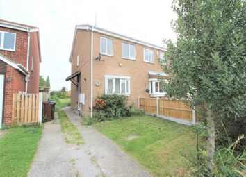 Thumbnail 2 bedroom semi-detached house to rent in Pagnell Avenue, Thurnscoe, Rotherham