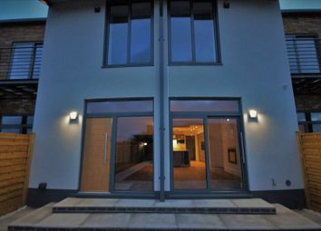 Thumbnail 4 bed terraced house for sale in (Plot 5) Garrison Lofts, New Garrison Road, Shoeburyness (2067Sqft)